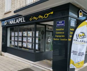 Agence  Laurent MALAPEL -malapelimmo Villers-Bocage (14310)
