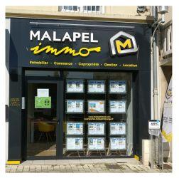 Agence  Laurent MALAPEL -malapelimmo Courseulles-sur-Mer (14470)